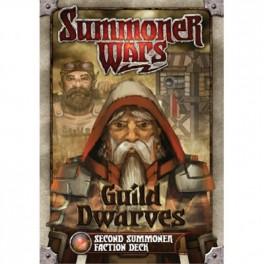 Summoner Wars Guild Dwarves 2nd Faction Deck