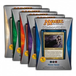 MTG Magic Commander 2013 Multiplayer