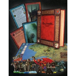 Tolkien LOTR - War of the Ring Collector's Edition