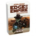 Star Wars Edge of The Empire Fringer Specialization Deck RPG