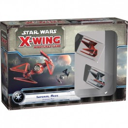 Star Wars X-wing Game Imperial Aces