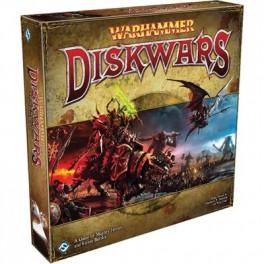 Warhammer Diskwars Core Set + PROMO CARD