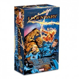 Marvel Legendary Fantastic 4
