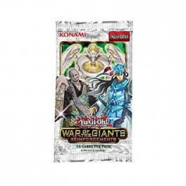 YGO Battle Pack 2 - War of the Giants Reinforcements BOOSTER