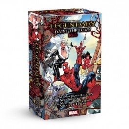 Marvel Legendary Paint The Town Red (Spider-Man) Expansion