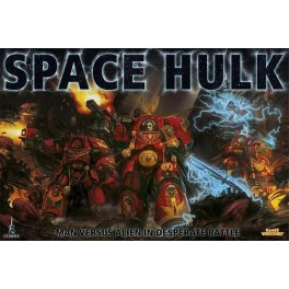 Space Hulk: third edition (SEALED, RARE, COLLECTOR'S ITEM)