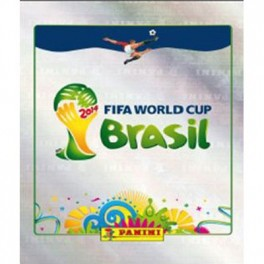Fifa World Cup Brazil 2014 STICKERS BOOSTERBOX - DISPLAY