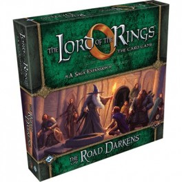 Lord of the Rings LCG: The Road Darkens - Saga Expansion