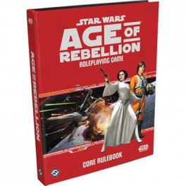 Star Wars Age of Rebellion RPG - Core Rulebook