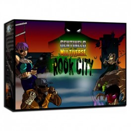 Sentinels of the Multiverse Rook City