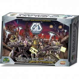 Galaxy Defenders Core Set