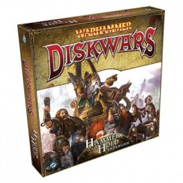 Warhammer Diskwars Hammer and Hold Expansion