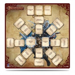 PLAYMAT Pathfinder Adventure Card Game