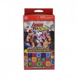 Marvel Dice Masters Avengers vs Xmen Dice Starter Set