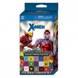 Marvel Dice Masters The Uncanny X-Men Starter Set
