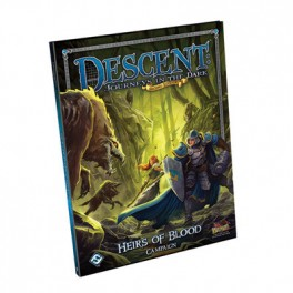 Descent Journeys in the Dark Heirs of Blood Campaign