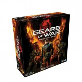 Gears of War the Board Game