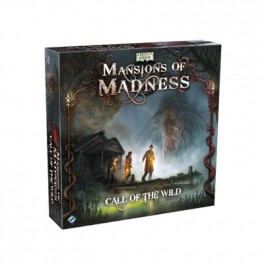 Mansions of Madness Call of the Wild Expansion