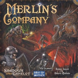Shadows over Camelot - Merlin's Company - English