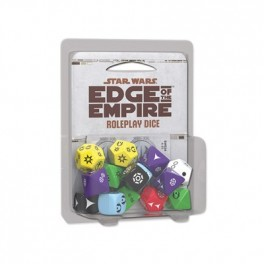 Star Wars Edge of The Empire Dice RPG