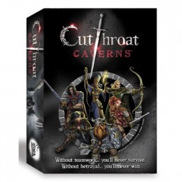 Cutthroat Caverns Board Game