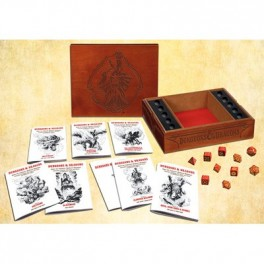 D&D Premium Original D&D Fantasy RPG (white box)