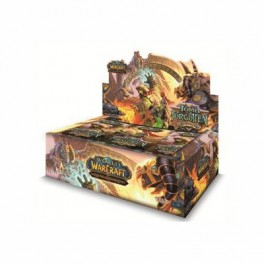 WOW Tomb of the Forgotten Booster Display 36 boosters