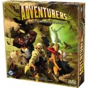 The Adventurers -The Pyramid of Horus