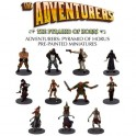 The Adventurers - The Pyramid of Horus Miniatures
