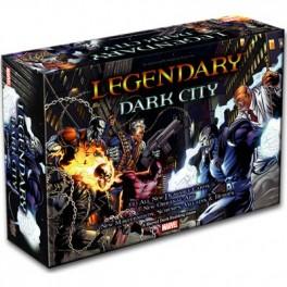 Marvel Legendary Dark City Expansion