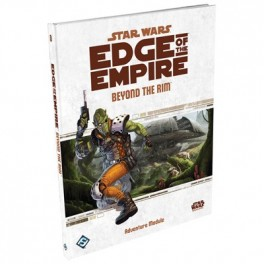 Star Wars Edge of The Empire Beyond the Rim RPG