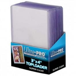 ULTRA-PRO-Toploaders Clear Premium Sleeves