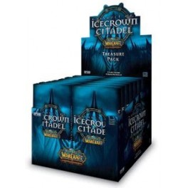 WOW TCG Assault on Icecrown Citadel Treasure Pack box (24)