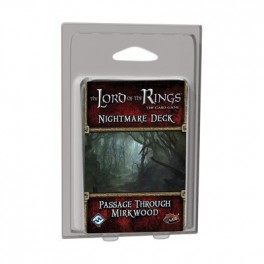 Lord of the Rings LCG Nightmare Deck - Passage Through Mirkwood