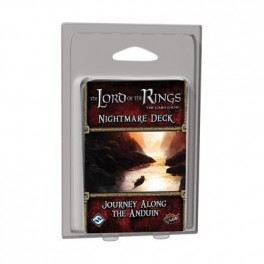 Lord of the Rings LCG Nightmare Deck - Journey Along the Anduin