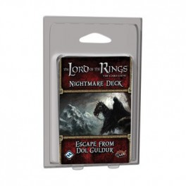 Lord of the Rings LCG Nightmare Deck - Escape from Dol Goldur
