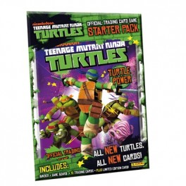 Ninja Turtles TCG STARTER SET PACK