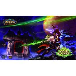 World of Warcraft - Through The Dark Portal Playmat
